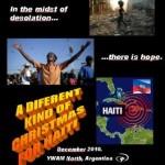 A Diferent Kind Of Chsistman For Haití