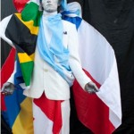 Living Statues that Transmit Something Different