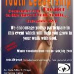 Youth Leadership encounter in Corrientes
