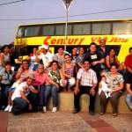 Evangelism in the city of Mercedes, Corrientes.