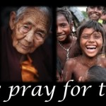 Mission's corner - How to Pray for the Unreached