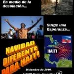 Navidad Diferente Para Haití