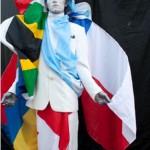 Estatuas Vivientes que Transmiten Algo Diferente