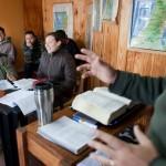 Estudiamos la Biblia para un cambio de vida