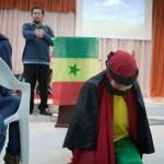 Celebrando a Senegal!