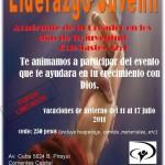 Encuentro de Liderazgo Juvenil en Corrientes