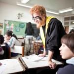 Arte & Rescate y Restauración sirviendo en escuelas de la región.