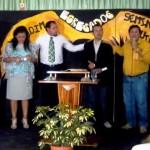 ¡Primeros graduados del Seminario Águila!