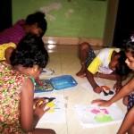 La Escuela Móvil de Misiones Transcultural en India.