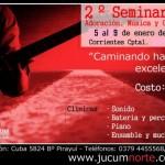 2° Seminario Adoracion Musica y Cultura.