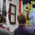 Apertura de la Escuela de Estudios Bíblicos