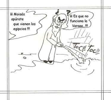 ParaRizA por Nahuel M.B. - Moises y la Vara (1)