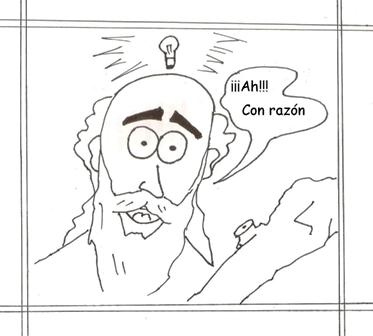 ParaRizA por Nahuel M.B. - Moises y la Vara (2)