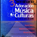 3er Taller de Adoración, Música y Culturas