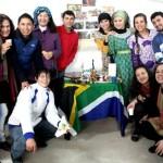 Alcanzando naciones durante los tiempo prácticos de las escuelas de JuCUM Corrientes.