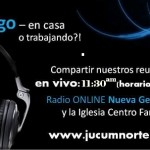 Radio on line y La iglesia