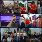 """6º Seminario de Adoración, Música y Culturas -  """"Te Alabaré con todo mi Corazón"""""""