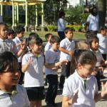 Mes de la Biblia: Los niños llevaron la Palabra de Dios a las calles